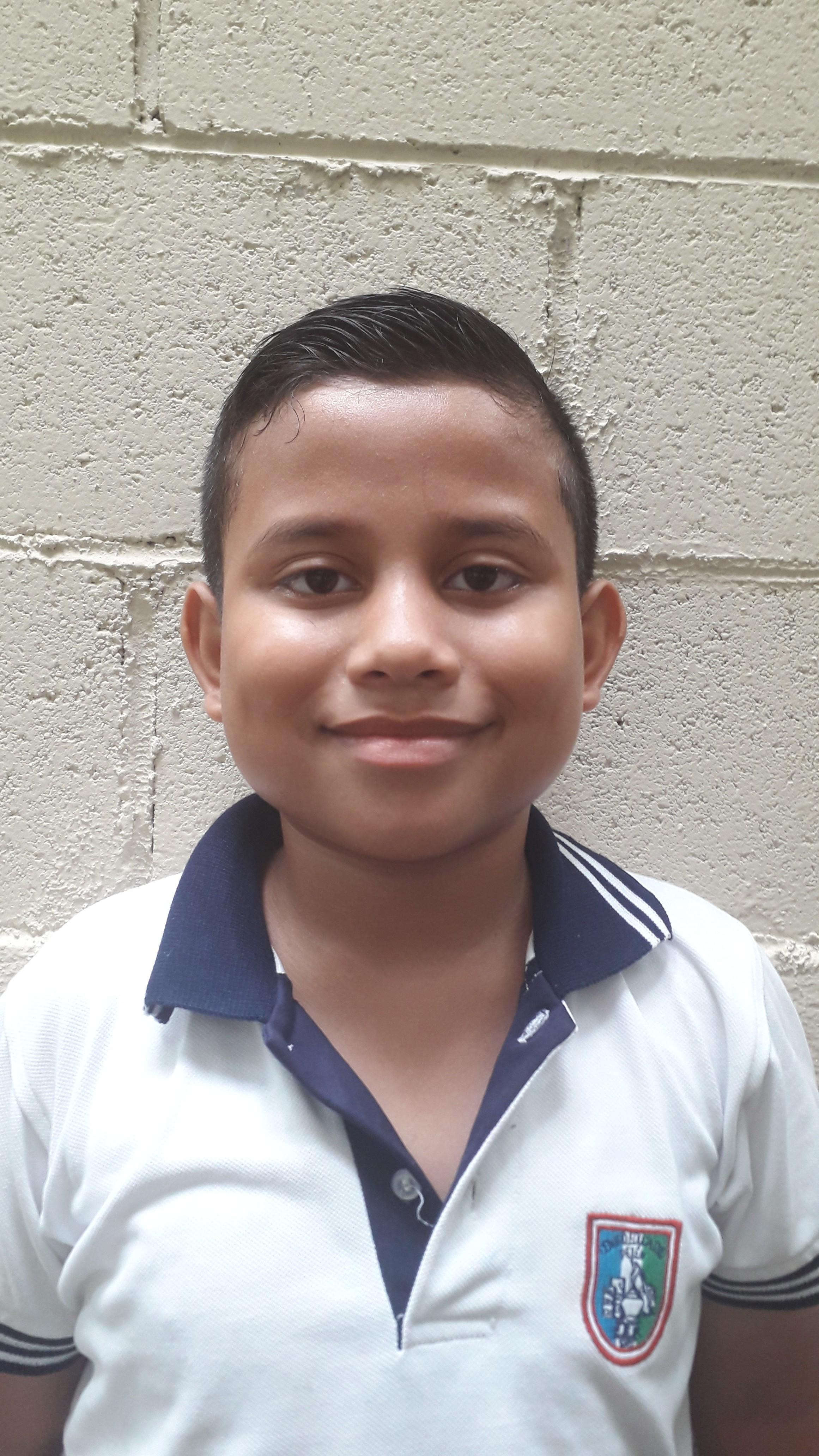 Oscar Junior Ramos Gómez